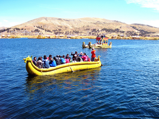 Lake Titicaca is one of the top sights in Peru ... so much more to see than just Machu Picchu!