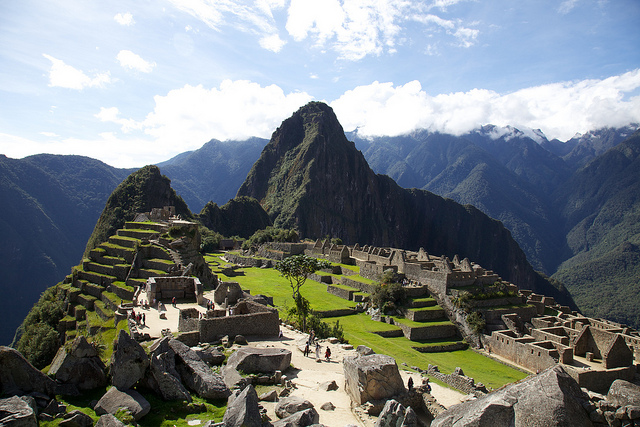 Machu Picchu is the most famous of the Cities of the Incas, but is by no means the only one!