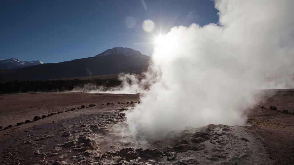 The geysers rank highly among the top destinations in San Pedro de Atacama